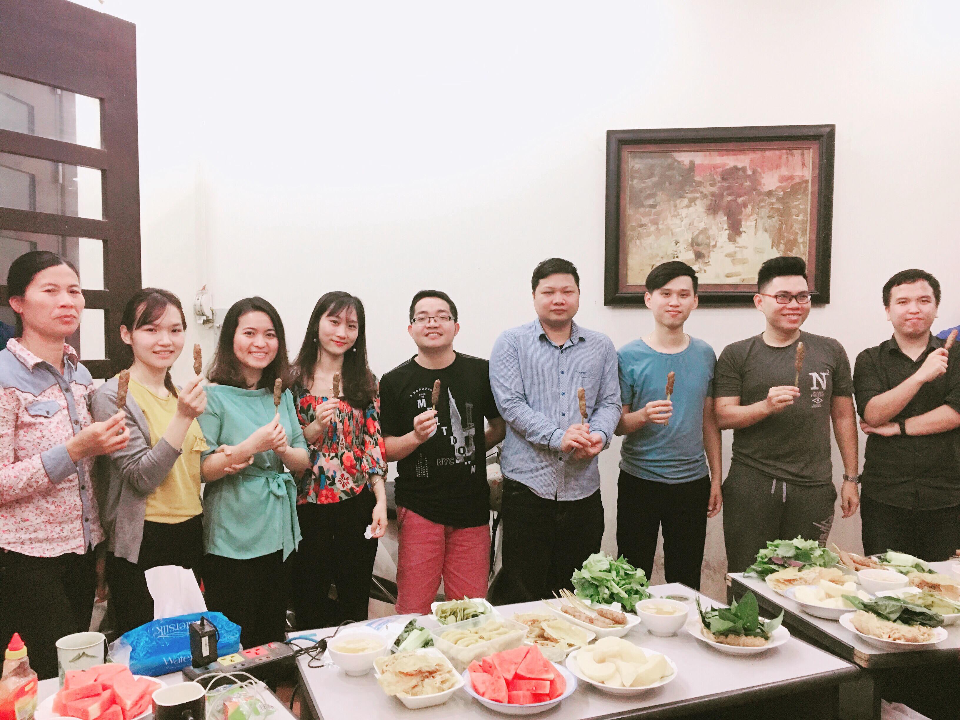 1st quater birthday party