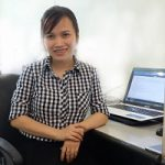 Graduating at Vietnam National University- University of Engineering and Technology with Master's degree and Bachelor's degree in Information Technology. She also gets Fmis- Finance and Management Information System certificate. With more than 6 years' experiences, she worked at SEA-Solutions from developer and then now she is Team leader at CRM project. She only is a female developer at SEA-Solutions, so she a nice style in communication to the team and customer. She is a good analytic and serious person when working with clients. Confident, good English skill, she always understands what customers want and make them satisfy.